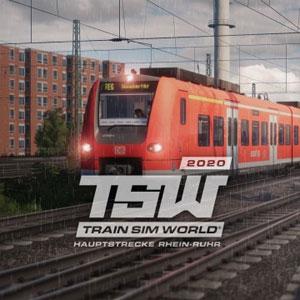 TSW Hauptstrecke Rhein-Ruhr Duisburg Bochum Route Add-On