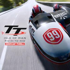 TT Isle of Man Sidecar Thrill