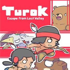 Turok Escape from Lost Valley