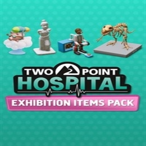Two Point Hospital Exhibition Items Pack