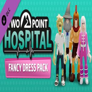 Two Point Hospital Fancy Dress Pack