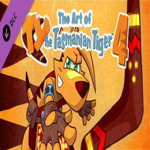 TY the Tasmanian Tiger 4 The Art of