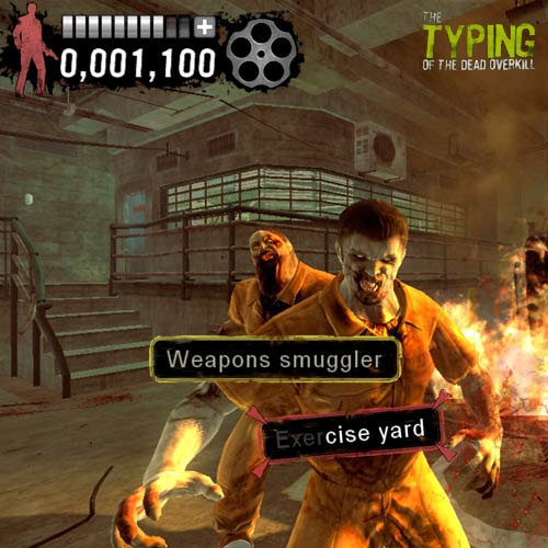 Buy Typing of the Dead Overkill CD KEY Compare Prices