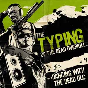 Typing of the Dead Overkill Dancing with the Dead