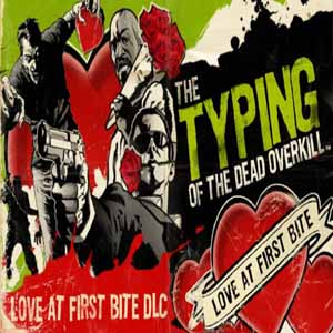 Typing of the Dead Overkill Love at First Bite