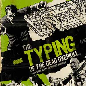 Typing of the Dead Overkill Silver Screen