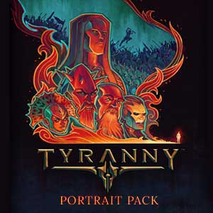 Buy Tyranny Portrait Pack CD Key Compare Prices