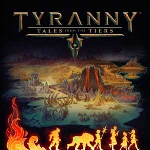 Buy Tyranny Tales from the Tiers CD Key Compare Prices