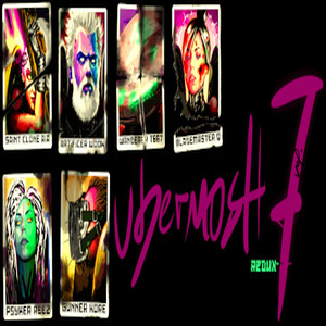 UBERMOSH Vol 7