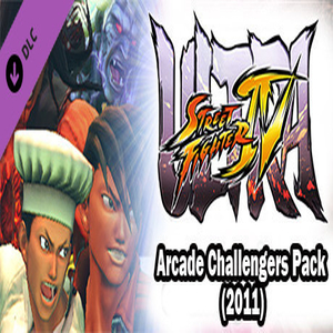 USF4 Arcade Challengers Pack 2011
