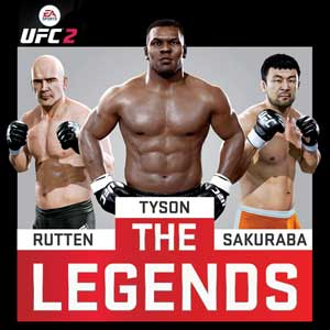 UFC 2 The Legends