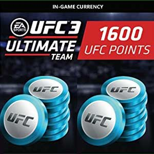 Buy UFC 3 1600 Points Xbox One Code Compare Prices