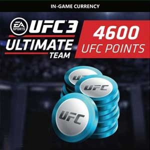 Buy UFC 3 4600 Points Xbox One Code Compare Prices
