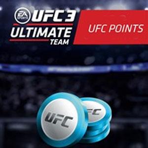 UFC 3 UFC Points