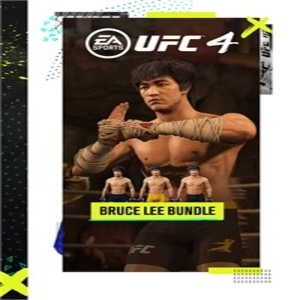 UFC 4 Bruce Lee Bundle