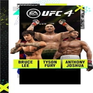 Buy UFC 4 Fighter Bundle CD KEY Compare Prices