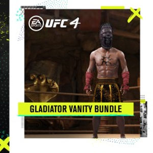UFC 4 Gladiator Vanity Bundle