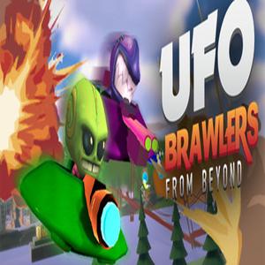 UFO Brawlers from Beyond