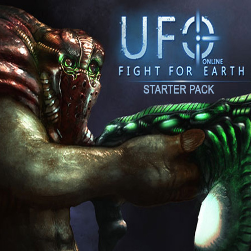 UFO Online Fight for Earth Starter Pack