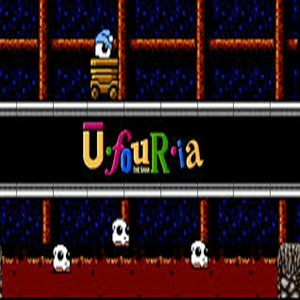 Ufouria The Saga