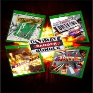 Ultimate Danger Bundle 4 Dangerous Games including Dangerous Driving