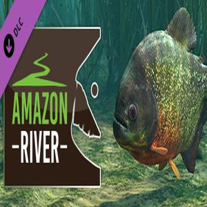 Ultimate Fishing Simulator VR Amazon River