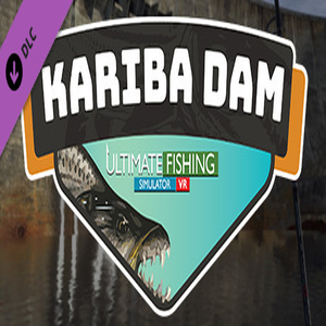 Ultimate Fishing Simulator VR Kariba Dam