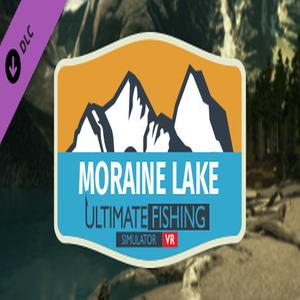 Ultimate Fishing Simulator VR Moraine Lake