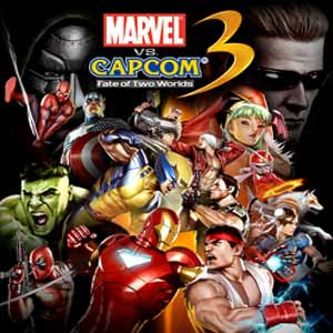 Buy Ultimate Marvel vs Capcom 3 Fate of Two Worlds Xbox 360 Code Compare Prices