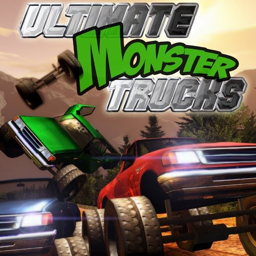 Buy Ultimate Monster Trucks CD Key Compare Prices