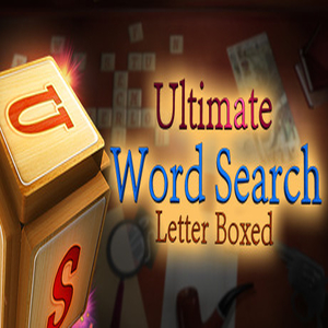 Ultimate Word Search 2 Letter Boxed
