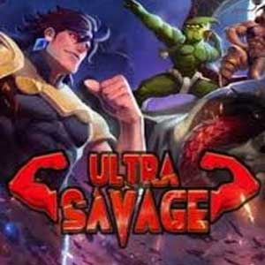 Buy Ultra Savage CD Key Compare Prices