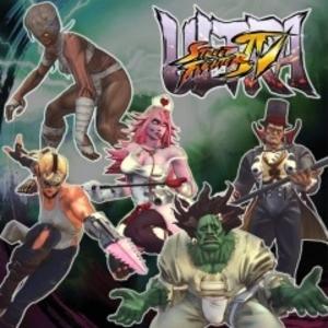 Ultra Street Fighter 4 2014 Challengers Horror Pack
