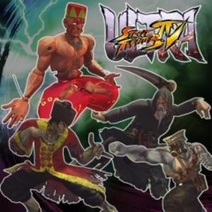 Ultra Street Fighter 4 Classic Horror Pack