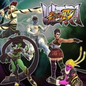Ultra Street Fighter 4 Femme Fatale Horror Pack