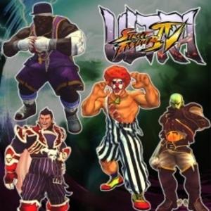 Ultra Street Fighter 4 Shadaloo Horror Pack