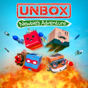 Buy Unbox Newbies Adventure Nintendo Switch Compare prices
