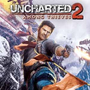 Buy Uncharted 2 Among Thieves PS3 Game Code Compare Prices