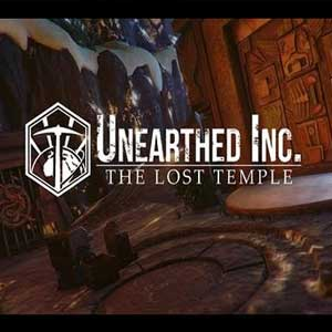 Buy Unearthed Inc The Lost Temple CD Key Compare Prices