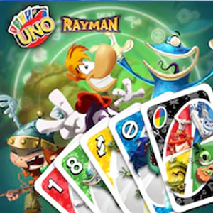 UNO Rayman Theme DLC