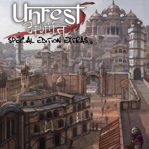 Buy Unrest Special Edition Extras CD Key Compare Prices