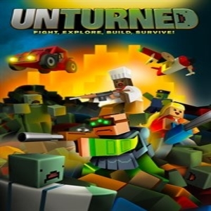 Buy Unturned PS4 Compare Prices