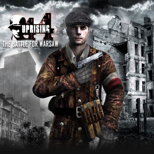 Uprising 44 The Battle for Warsaw