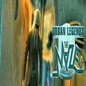 Urban Legends The Maze
