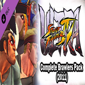 USF14 Complete Brawler Pack 2011