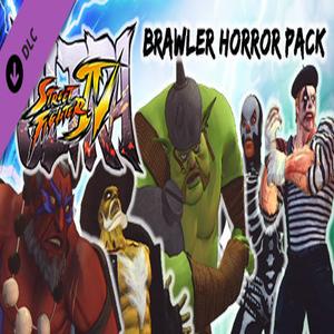 USF4 Brawler Horror Pack