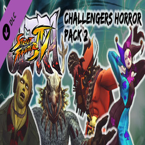 Buy USF4  Challengers Horror Pack 2 CD Key Compare Prices