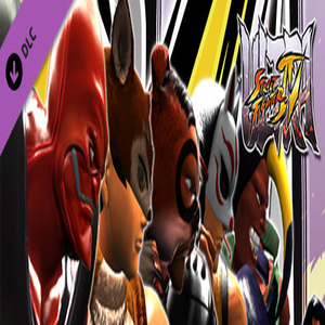 USF4 Challengers Wild Pack 1