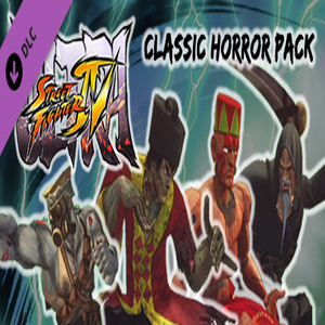 Buy USF4 Classic Horror Pack CD Key Compare Prices