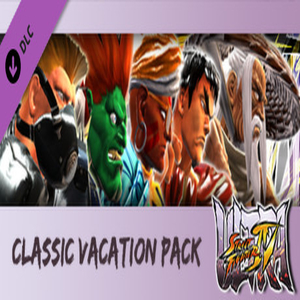 USF4 Classic Vacation Pack